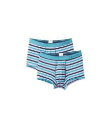 Calvin Klein - Blue Ck One 2 Pack Low Rise Trunks for Men - Lyst