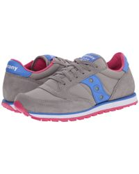Saucony - Gray Jazz Low Pro - Lyst