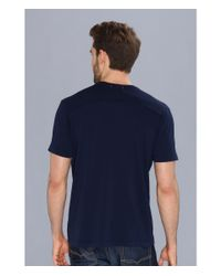 Agave | Black Agave Hi-v Supima Tee for Men | Lyst