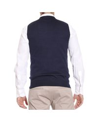 Paolo Pecora | Blue Sweater for Men | Lyst