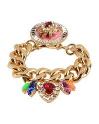Shourouk | Metallic Bracelet | Lyst