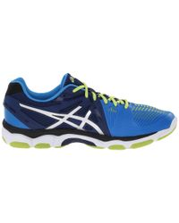 Asics | Blue Gel-netburner Ballistic™ for Men | Lyst