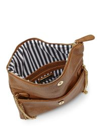 Urban Expressions - Brown Whiskey Octavia Crossbody - Lyst