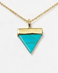 Samantha Wills | Blue Aztec Dreaming Necklace, 16"