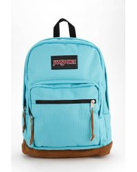 Jansport - Blue Right Pack Backpack - Lyst