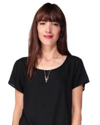 House of Harlow 1960 - Yellow Necklace / Longcollar - Lyst