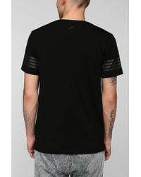 Timberland - Black Santi Sleeve Tee for Men - Lyst