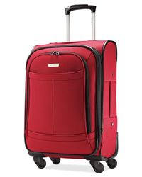 "Samsonite | Red Cape May 2 21"" Carry On Spinner Suitcase 