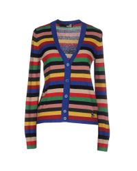 Love Moschino | Blue Cardigan | Lyst