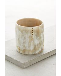 Anthropologie | Natural Studded Horn Cuff | Lyst