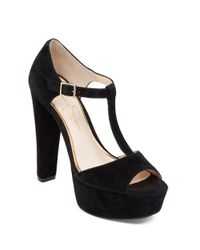 Jessica Simpson - Natural Adelinah Platform Pumps - Lyst