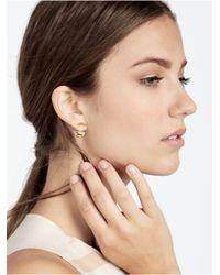 BaubleBar | Metallic Roboto Ear Jackets | Lyst