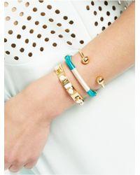 BaubleBar | Multicolor Guam Bracelet Trio-standard | Lyst