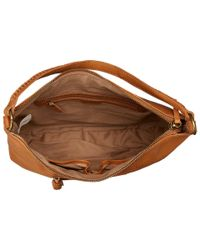 Lucky Brand | Brown Harper Crossbody Hobo | Lyst