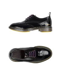 Serafini | Black Lace-up Shoes for Men | Lyst
