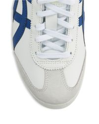 Asics | Blue Mexico 66 Sneakers | Lyst