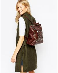 Fiorelli | Red Cobain Backpack | Lyst