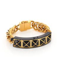 Rebecca Minkoff | Metallic Smartphone Notification Bracelet | Lyst