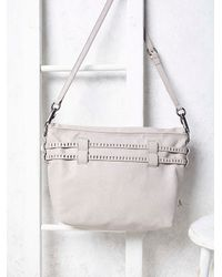 Free People | Gray Simply Vegan Fp Womens Houston Vegan Tote | Lyst