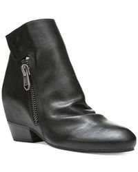 Naya - Black Fillie Booties - Lyst