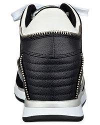 Guess   Black Liela Sneakers   Lyst