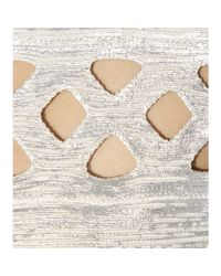 Hervé Léger - Dominica Metallic Bandage Dress - Lyst