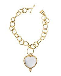Temple St. Clair - Metallic Women'S Arno 18K Yellow Gold Bracelet - Lyst