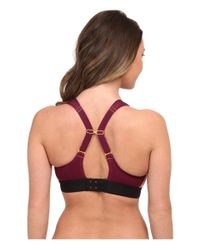 Champion - Purple Show-off Wired Bra - Lyst