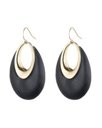 Alexis Bittar | Black Orbital Dangling Hoop Wire Earring You Might Also Like | Lyst