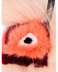 Fendi - Pink Monster Bag Bugs Bag Charm - Lyst