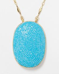kate spade new york | Metallic Pave The Way Necklace, 24"