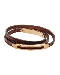 Tod's | Brown Bracelet | Lyst