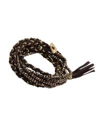 Nakamol | Lore Wrap Bracelet-brown | Lyst