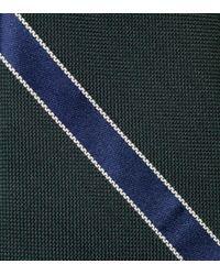 Cole Haan | Green Hanover Panel Tie for Men | Lyst