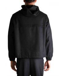 AMI | Black Jacket for Men | Lyst