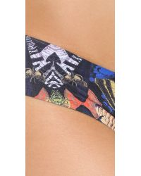 Alice + Olivia - Multicolor Empowered By A+O Butterfly Thong - Butterfly - Lyst