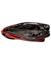 Nine West | Red Track-tion Action Slgs Zip Pouch | Lyst