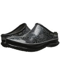 Bogs - Black Urban Farmer Slide Batik - Lyst
