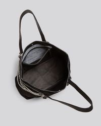 Ash - Black Tote - Axel Broken Leather - Lyst