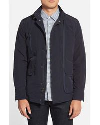 W.r.k. - Blue 'Refueling' Water Resistant Jacket for Men - Lyst