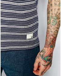 Libertine-Libertine - Blue Brake T-shirt for Men - Lyst