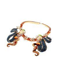 Mary Katrantzou - Multicolor Octafish Necklace Multi Colour - Lyst