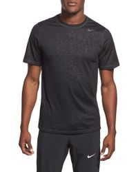 Nike | Black 'legend' Dri-fit T-shirt for Men | Lyst