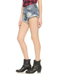 One Teaspoon - Blue Ford Bandit Jeans - Ford - Lyst