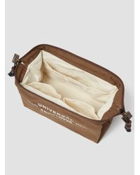 Weekend(er) - Wireframe Washbag Brown for Men - Lyst