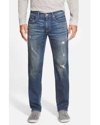Joe's Jeans - Blue 'brixton' Slim Fit Jeans for Men - Lyst