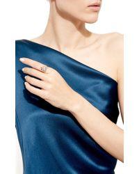 Amsterdam Sauer X Bianca Brandolini - Blue One Of A Kind Crab Black Opal Ring - Lyst
