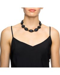 Lulu Frost | Blue Mystique Necklace | Lyst