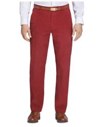 Brooks Brothers - Red Clark Fit 14-wale Corduroys for Men - Lyst