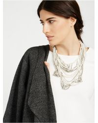 BaubleBar | Metallic Evelyn Bib | Lyst
